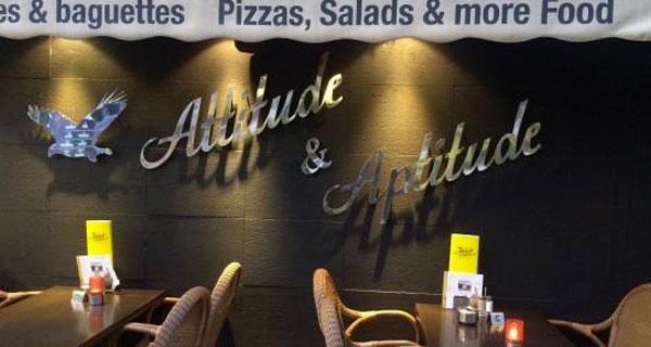 Attitude & Aptitude