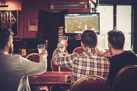 Almost all our restaurants have tv areas where you can enjoy the best sports broadcasts.